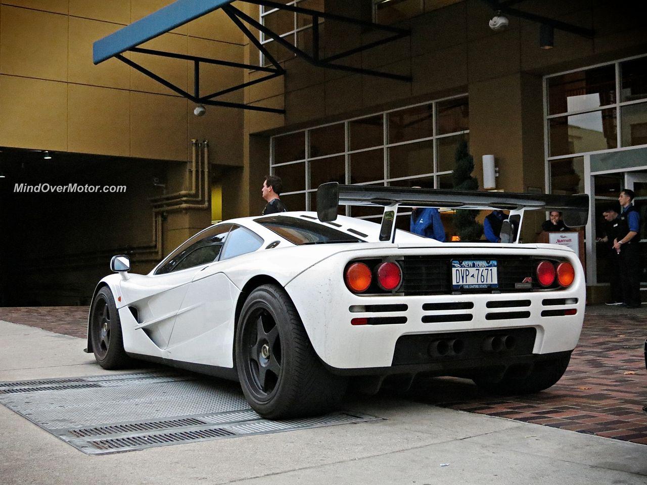 McLaren F1 Monterey