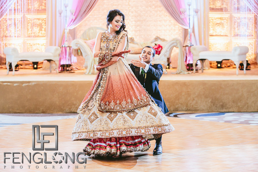 Atlanta Muslim Ismaili Indian Wedding | Nikkah at Westin Perimeter Atlanta