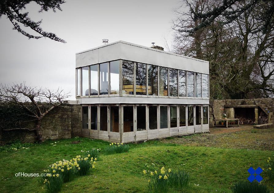 Alison Amp Peter Smithson Solar Pavilion Font Hill