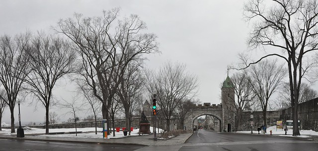 Vieux Quebec - Canada