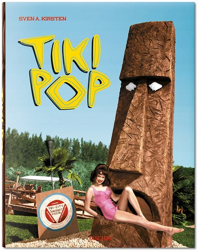 Tiki Pop book by Sven Kirsten