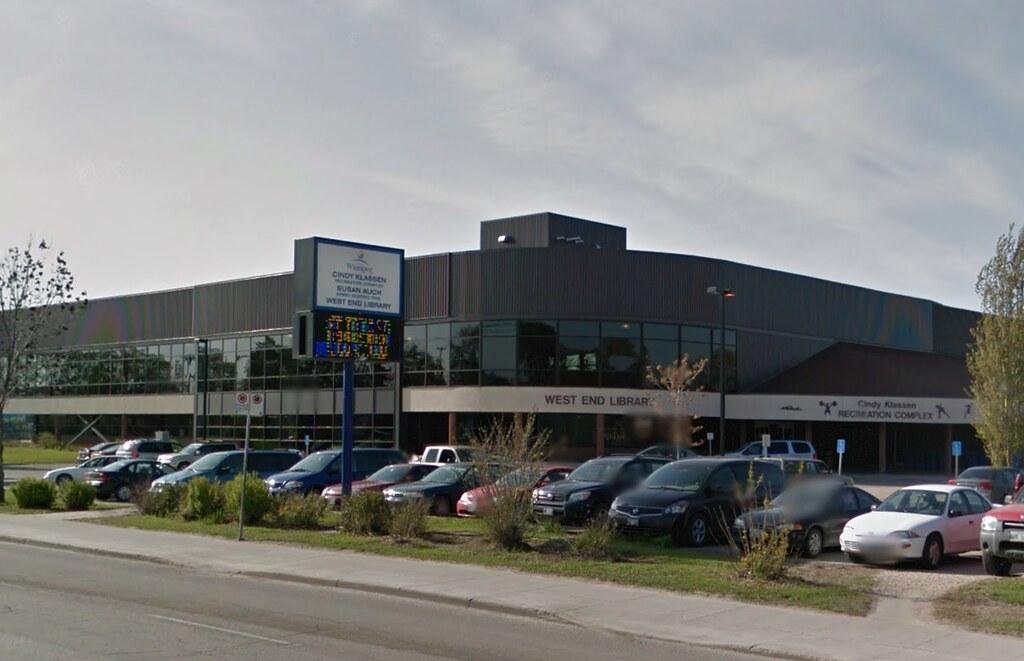 Fouling At Elmwood Kildonans Pool Access Winnipeg