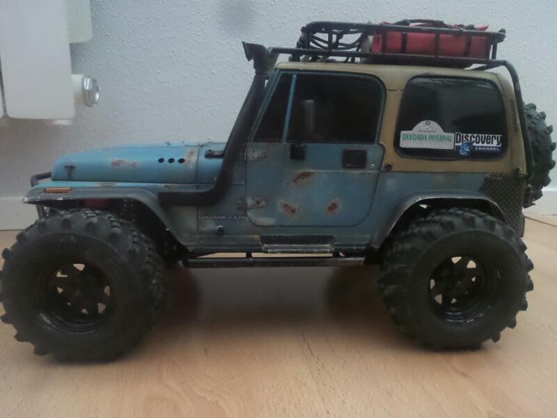 Jeep Wrangler YJ RcModelex 15877900359_d11a2c7894_o
