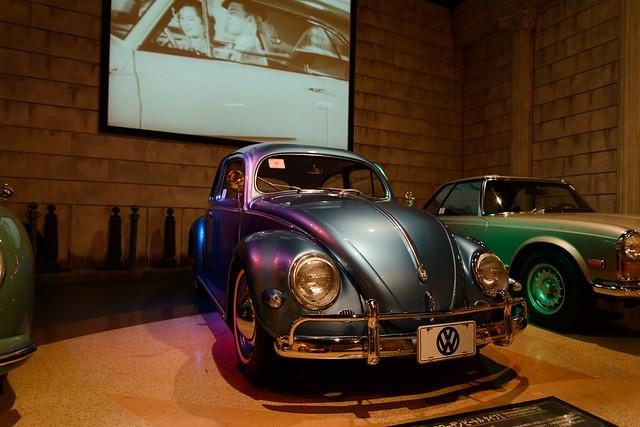 Wagen in Gallery