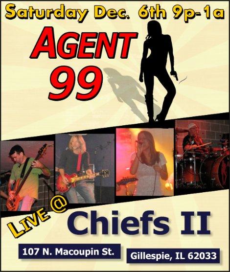 Agent 99 12-6-14