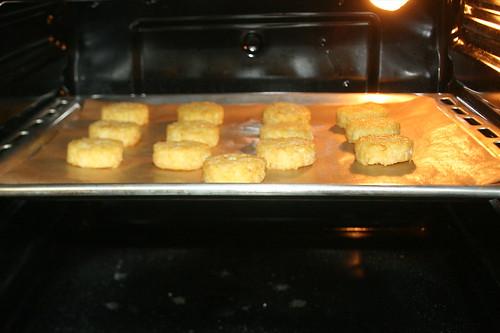32 - Röstinchen im Ofen backen / Bake roestis