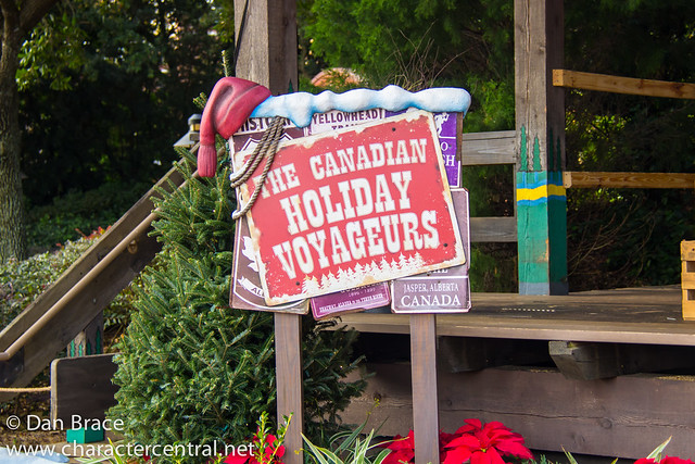The Canadian Holiday Voyaguers