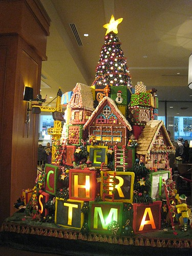 Sheraton Gingerbread Houses