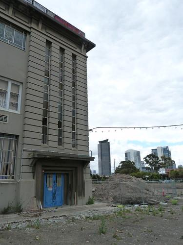 former Kitchen's Administration Building, Port Melbourne