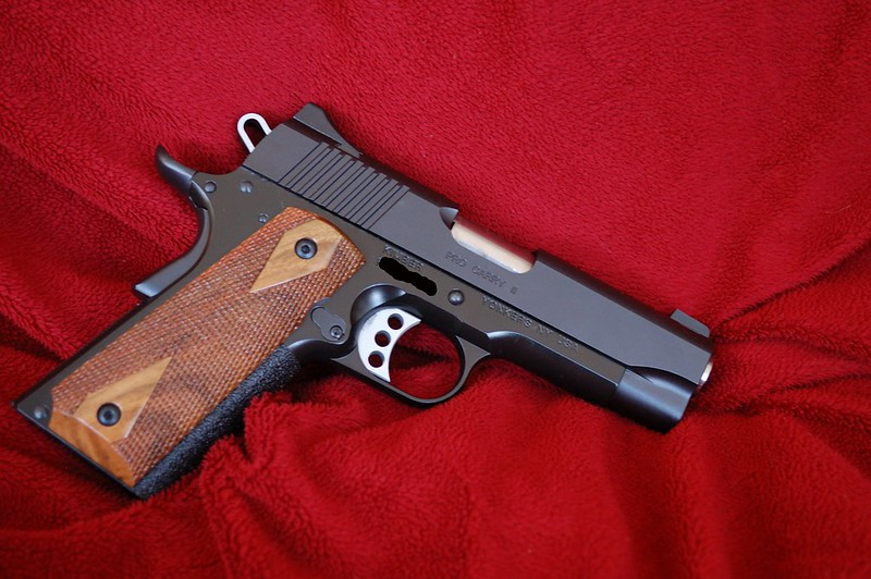 Are Kimbers More Reliable Now? - The Firing Line Forums