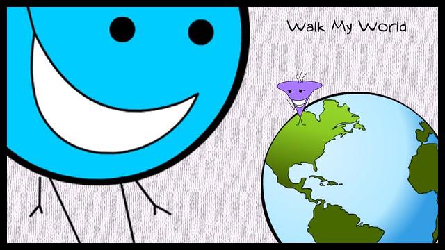 Walk my World