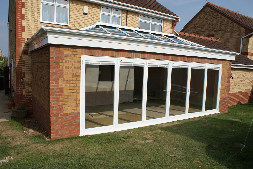 New Conservatory Roof | Admiral Homespace