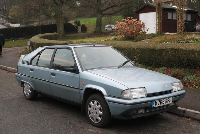 1992 Citroen BX17 TZD Diesel Turbo