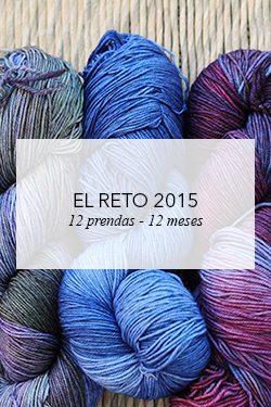 el reto 2015 by thinstoknit