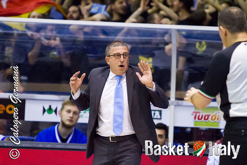 Coach Griccioli,Orlandina