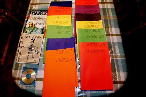 2014 Diary Folders