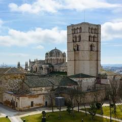 Ciudad de Zamora. Catedral