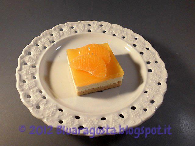 08-cocco cheesecake con gelatina al mandarino