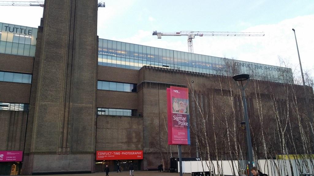 Tate Modern #sh