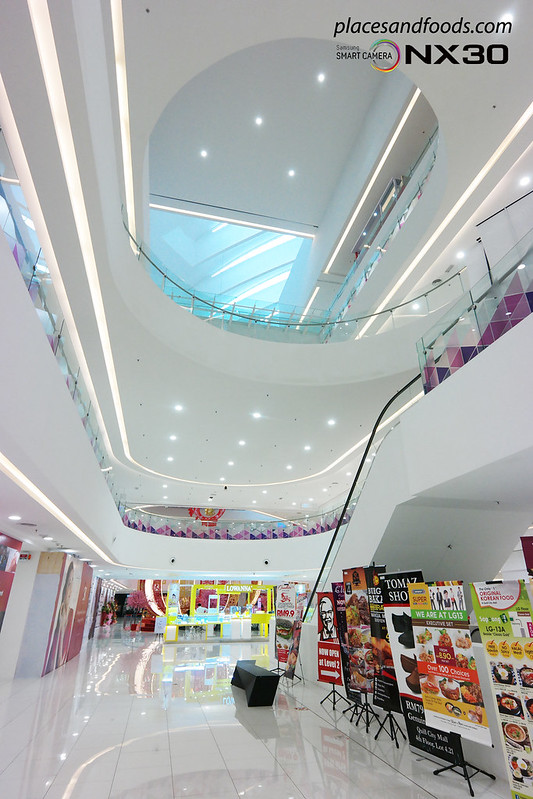 quill city mall interior design picture