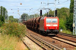 DBSRD 185 083 in Berlin-Karow