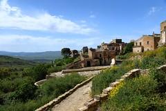 Poggioreale,  Sicily, April 2016 386