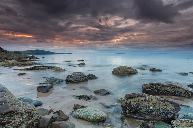 A Calm Gruinard Bay ..