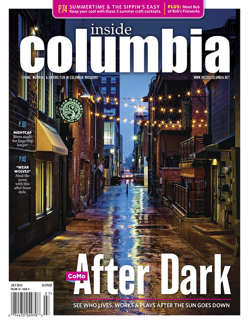 Alley A - Inside Columbia Magazine