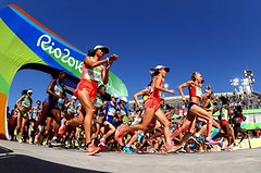Eva Vrabcová podala v Riu srdnatý výkon, stačilo to na 26. místo