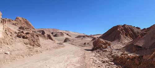 Le désert d'Atacama: el Valle de la Muerte o de Marte (la Vallée de la Mort ou de Mars). Bienvenue sur Mars !