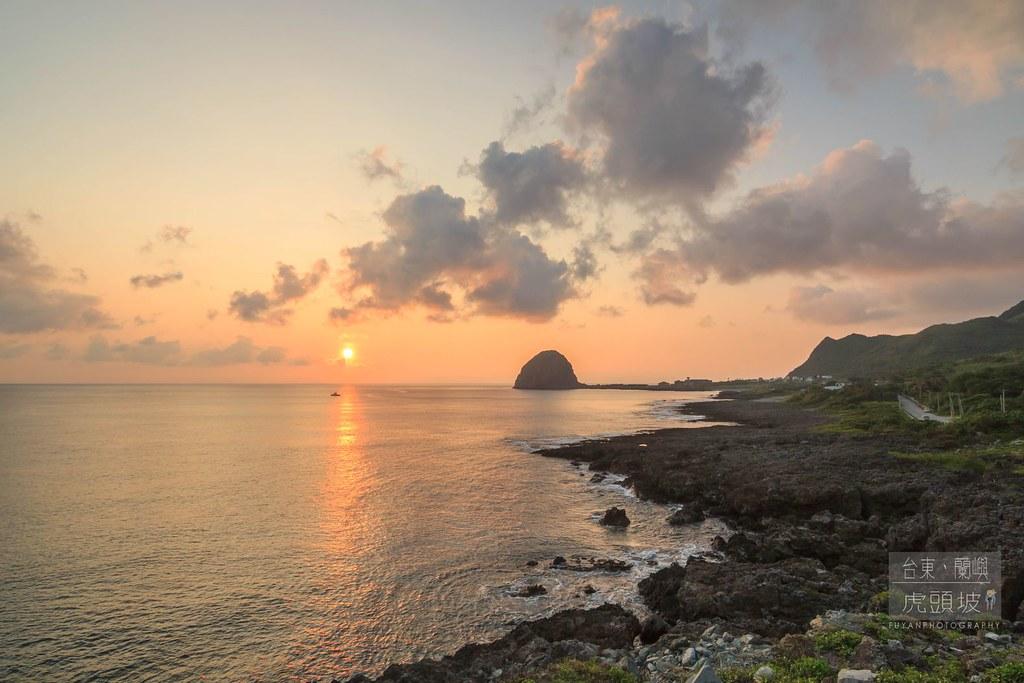 虎頭坡日落1