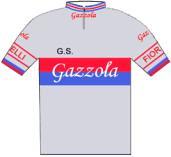 Gazzola - Giro d'Italia 1961