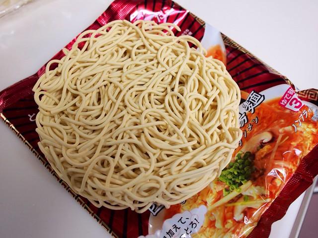 2014.11.9 酸辣湯麺