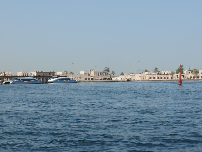 Abra @ From Deira to Bur Dubai @ Dubai Creek
