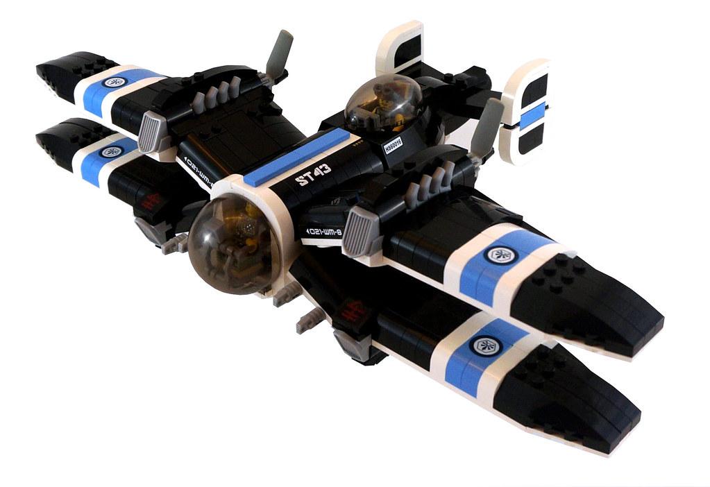 V-30 Warhawk | original by Jon Hall
