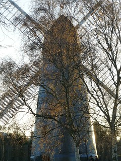 Brixton Windmill 13/12/14