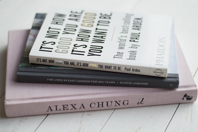 Books, Alexa Chung, Paul Arden, Inspirational, Hoxton Mini Press, Lifestyle Blogger