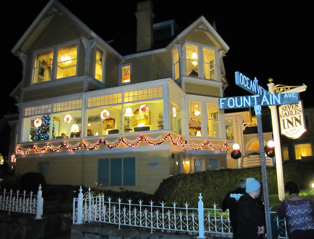 Christmas at the Inns- Seven Gables Inn
