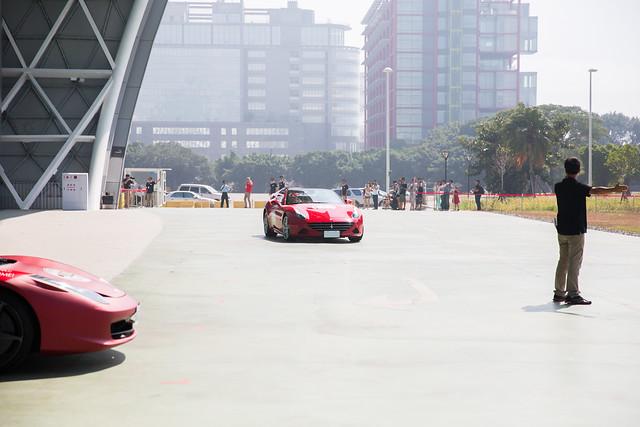 法拉利 台灣第六屆拉力賽 [圖多注意] @3C 達人廖阿輝