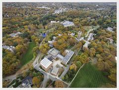 DJI Phantom Vision 2 Plus; Wellesley College Aerial