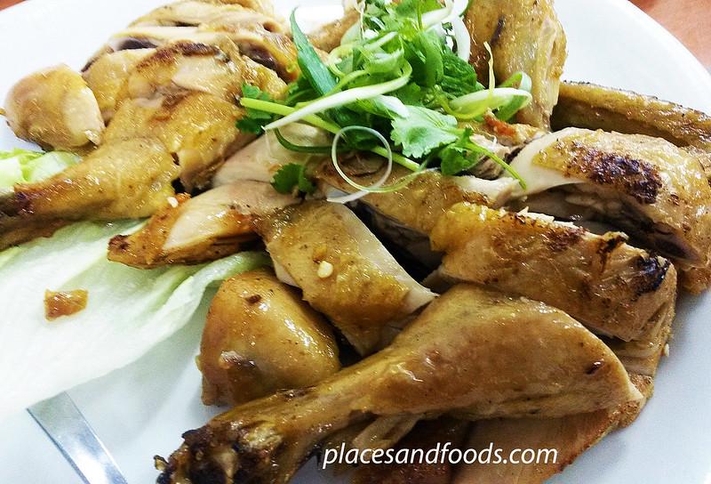 super aroma seafood roast chicken