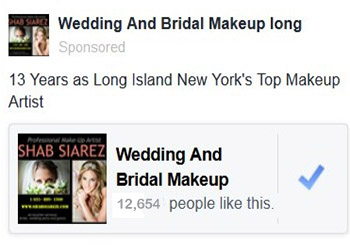 Shab Siarezi Wedding and Bridal makeup for long island