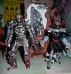 """NINJA TURTLES"" Movie :: SHREDDER  { tOKKustom MOVIE MANIAC } xix / ..with NT:The Next Mutation SHREDDER '97 (( 2014 ))"