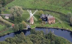 Hunsett Mill - aerial