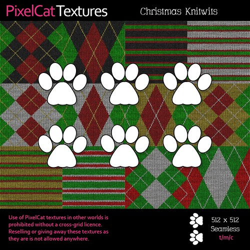 PixelCat Textures - Christmas Knitwits