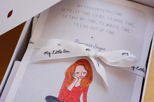 My Little Box(マイリトルボックス)2014年11月の中身
