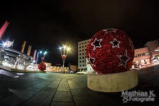 Weihnachtsvorbereitungen in Villach