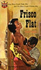 Monarch Books 481 - Stuart James - Frisco Flat