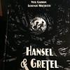 Pünktlich und passend zu Halloween da: @neilhimself & Lorenzo Mattotti - Hansel & Getel :)