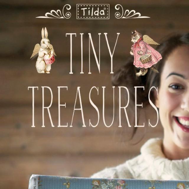 Tilda - Tiny Treasures Autumn Winter 2014-01